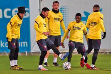 Barcelona busca un triunfo ante Leganés para avalar la apuesta por el técnico Setién