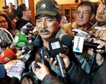 Juez define liberar al  vice nacional del MAS