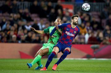 Barcelona vence cómodamente a Leganés y sella su pase a cuartos de final
