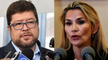 Doria Medina será el acompañante de Áñez en las elecciones