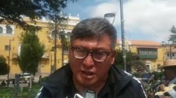 Comcipo lamenta que César Navarro tenga salvoconducto