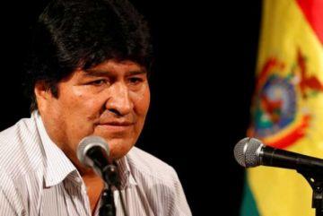 """Morales: """"Legalmente, nada me impide ser candidato"""""""