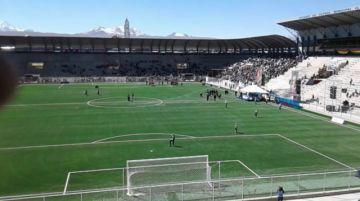 """Conmebol descarta estadio """"Municipal"""" para la Copa"""
