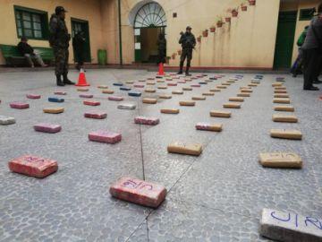 Incautaron droga cinco veces más poderosa que la marihuana boliviana