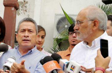 Mesa ratifica a Pedraza como su candidato a Vicepresidencia