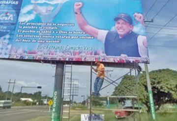 Piden se aclare si Camacho incumplió norma electoral