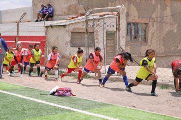 Las selecciones potosinas buscan sus primeros puntos en la Copa Integración