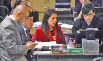 Detienen a exjefa de gabinete y apoderada del expresidente Evo Morales