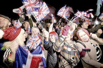 Reino Unido deja la UE e inicia una transición incierta