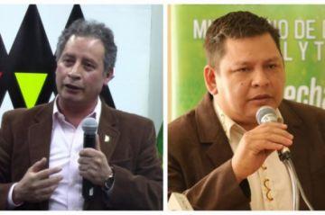Gobierno retrocede en la detención de Navarro y Dorado