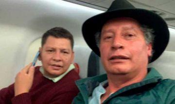 UE espera que el Gobierno tome medidas para no repetir incidente con Navarro y Dorado