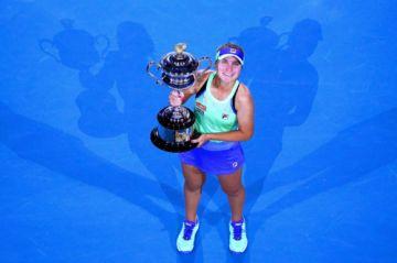 Kenin se corona campeona en Australia