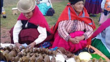 Illas son parte de la Alasita en los pueblos aymaras
