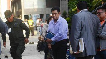 Justicia niegan libertad al empresario del caso Mochilas