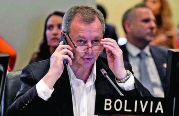 José Alberto Gonzales aclara que no es asilado en Argentina