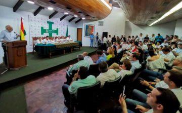 Reunión cierra sin conformar un frente único para las elecciones