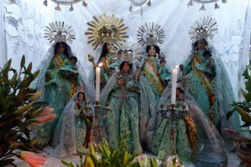 Potosí vive la festividad de la Virgen de la Candelaria
