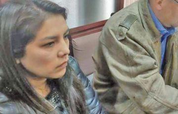 Juez envían a la cárcel a la apoderada de Evo Morales