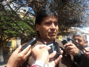 Abogado afirma que iniciaron un proceso de investigación contra dirigente campesino