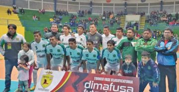 Mariscal Braun luchará por ascender a la Liga Profesional de Fútbol de Salón