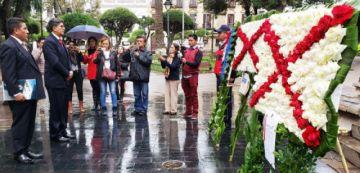 Recuerdan fecha de nacimiento del Mariscal Sucre