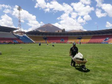 Se calientan los motores para la Sudamericana entre Nacional Potosí y Melgar