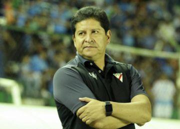 """Eduardo Villegas: """"este equipo es de ir a atacar"""""""