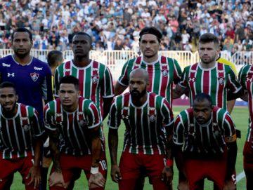 Fluminense debuta frente al Unión La Calera chileno sin el peruano Pacheco