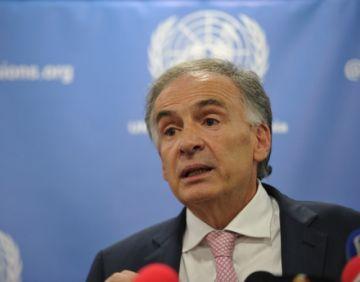 """ONU pide a los bolivianos """"estar a la altura del desafío"""" electoral"""