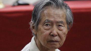 El expresidente Fujimori, trasladado a un hospital