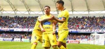 Coquimbo recibe hoy al Aragua venezolano