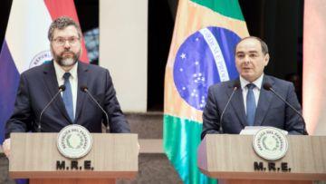 Paraguay y Brasil quieren un Mercosur más abierto