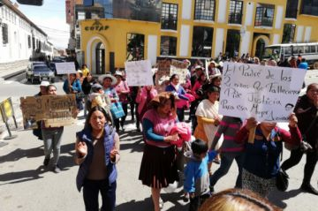 Exigen cadena perpetua contra madres que victimen a sus hijos