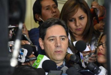 TSE confirma que ocho frentes inscribieron sus binomios y candidatos