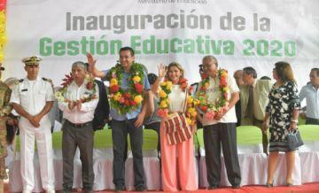 Inauguran internet gratuito en 254 turnos de unidades educativas