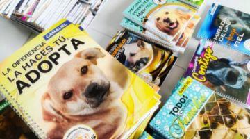 """Inicia campaña """"un cuaderno para un can"""" en Cochabamba"""