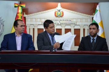 Gobierno denuncia a militante del MAS por enriquecimiento ilícito