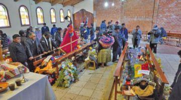 Los familiares de víctimas de Senkata recibirán Bs 100 mil