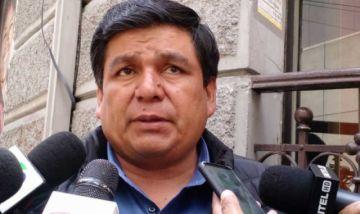 """Aguilar dice él y  Eva Copa fueron """"vetados"""" por Morales desde Argentina"""