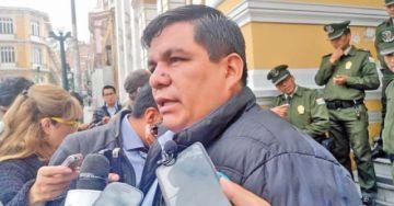 """Aguilar dice que junto a Copa fueron """"vetados"""" por Morales desde Argentina"""