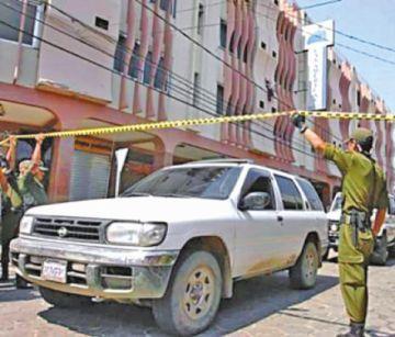 """Alistan denuncia contra quienes """"montaron"""" el caso Terrorismo"""