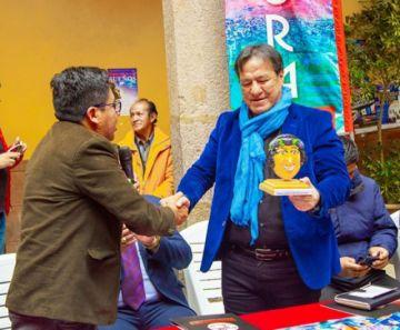 La Alcaldía de Potosí reconoce trayectoria del grupo Bonanza