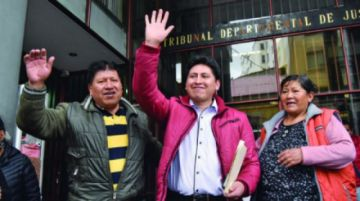 Anulan condena y Jhiery Fernández se prepara para demostrar su inocencia