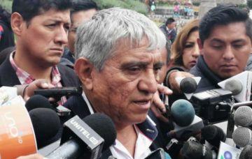 Arias dice a Evo que para pedir paz deje de convulsionar y retire su candidatura