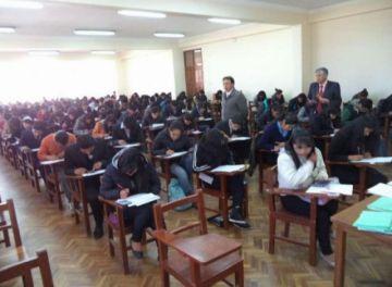 El segundo examen de ingreso a la UATF será el 28 de febrero