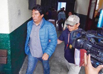 Rechazan apelación a la detención preventiva del primo de Evo Morles