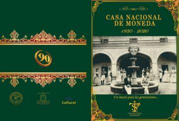 Casa de Moneda inicia su festejo