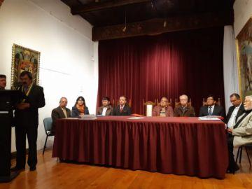 Se inaugura el X congreso de la Asociación de Periodistas