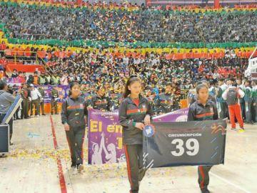 Gobierno garantiza los Juegos Estudiantiles