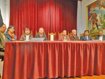 ANPB denuncia presiones en el gobierno de Morales